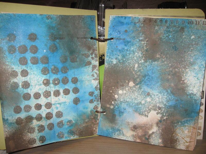 The start of my art journal