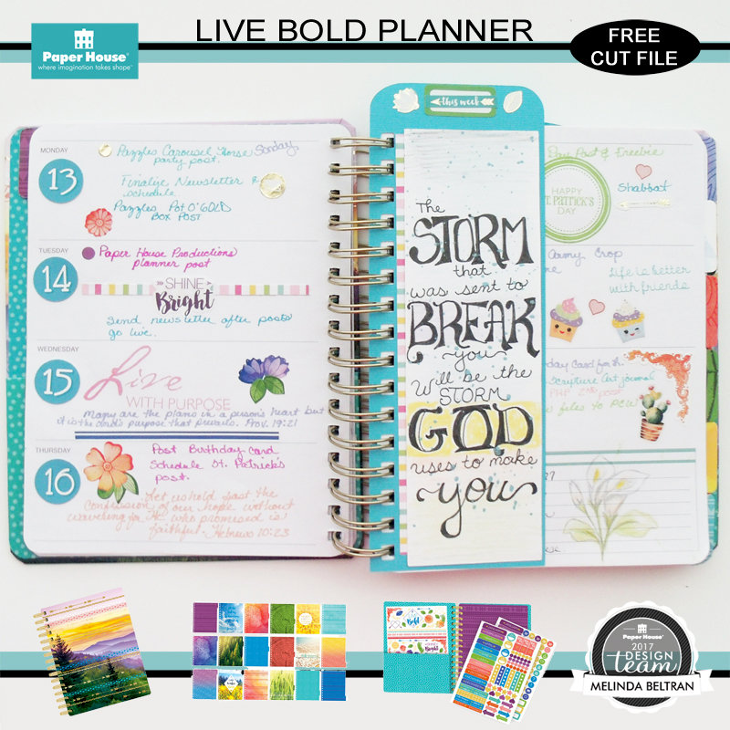 Paper House Productions Planner
