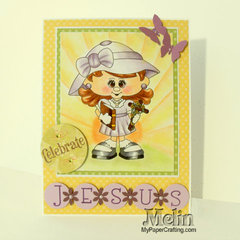Celebrate Easter Card