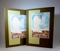 Old Faithful card
