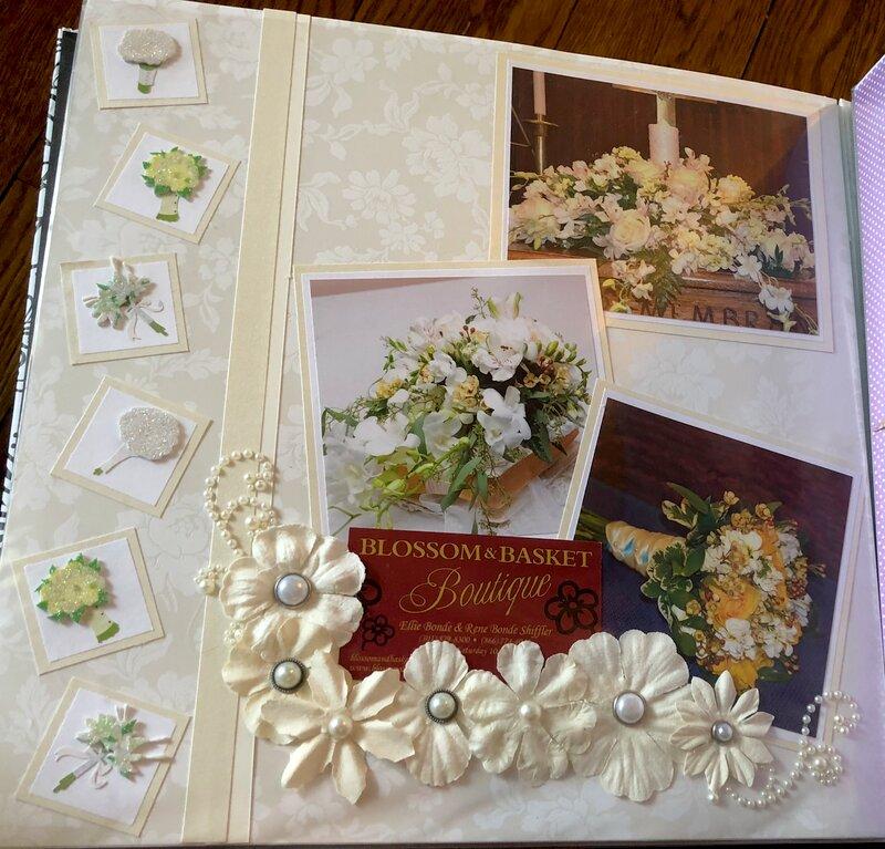 Wedding. Flowers