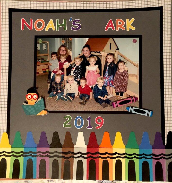 Noah's ark 2019