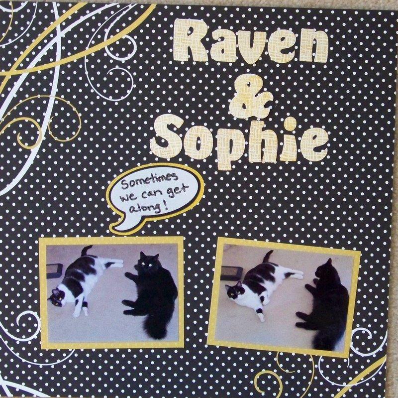 Raven & Sophie