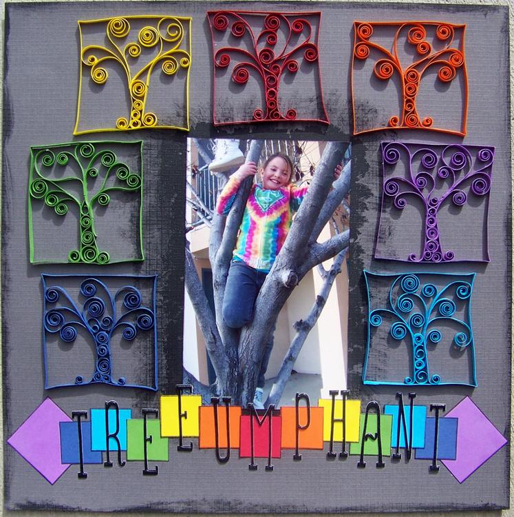 Treeumphant