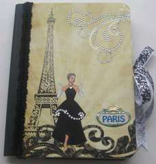Martica's Take me to Paris Journal