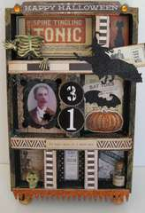 #3 The Finished Fabulous Fake Halloween TH Configuration Box