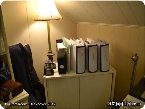 My Craft Room 2012