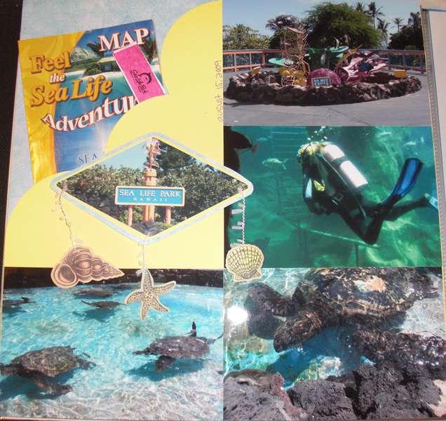 Sea Life Park, HI - pg.1