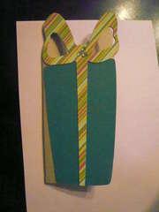 Present 16th Birthday Card