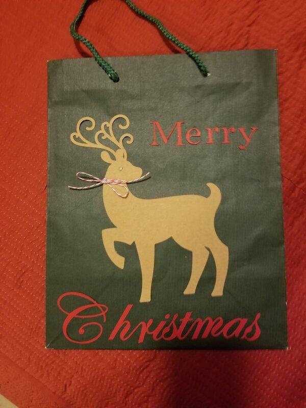 Chritmas Gift Bag