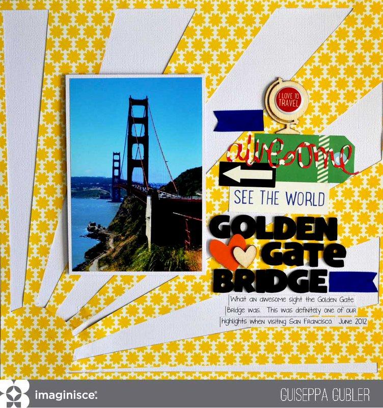 Golden Gate Bridge *Imaginisce*