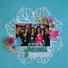 Crafty Girls *Imaginisce*