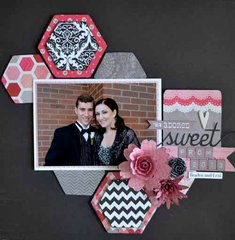 Sweet *Imaginisce and Kiwi Lane Designs*