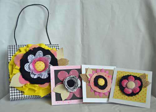 Purse Gift Card Set *Imaginisce and Cavas Corp*
