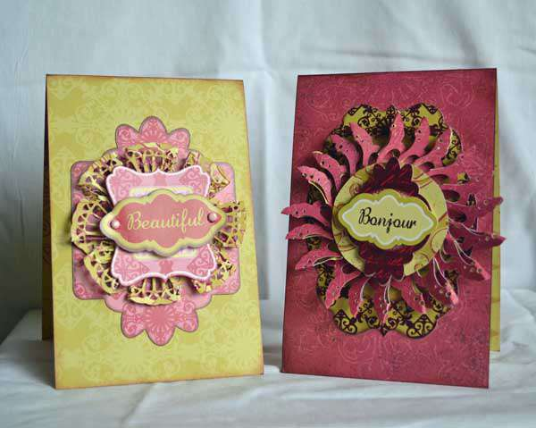 Ooh La La Cards *Samantha Walker*