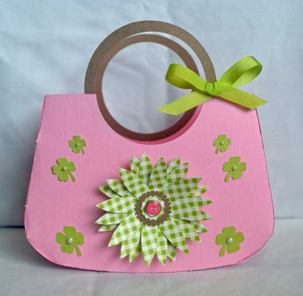 Clover Purse *Samantha Walker*