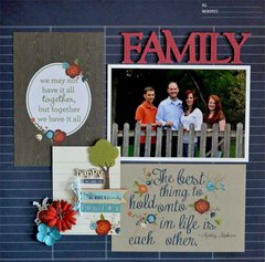 Family *New Simple Stories Sn@p Family*