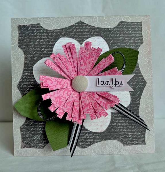 Love You Card *Samantha Walker*