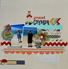 Grand Cayman *Simple Stories & PageMaps*