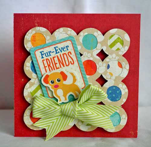 Fur-Ever Friends *New Imaginisce Good Dog*
