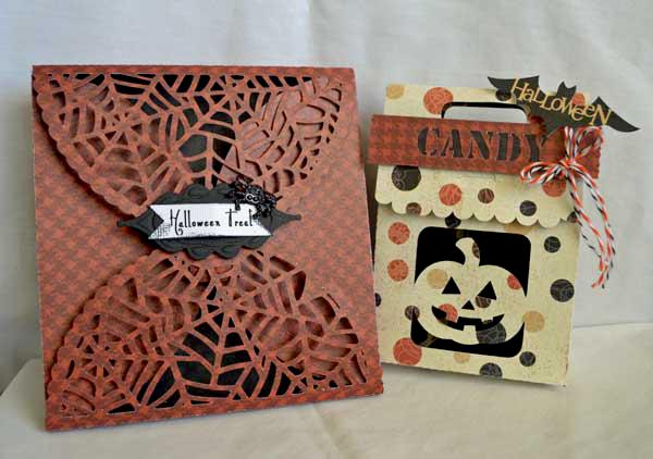 Halloween Gift Containers *Samantha Walker*