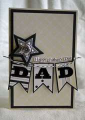 Happy Father's Day Dad *Pebbles Inc*