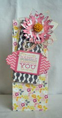 Mother's Day Gift Bag *Clear Scraps*