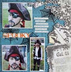 Spooky *Fancy Pants Oct. 31st*