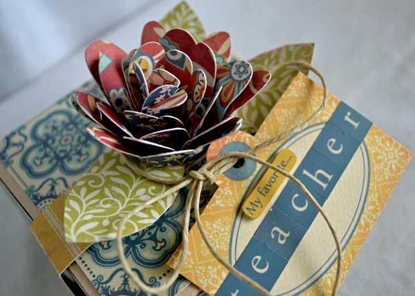 Favorite Teacher Gift Box *Samantha Walker*