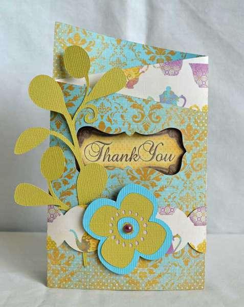 Thank You Card *Samantha Walker*