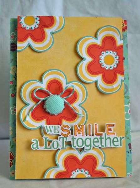 We Smile a lot Together *Adornit*