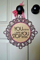 Door Hanging *Samantha Walker*