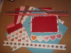 Feb Kit Swap - Love #1