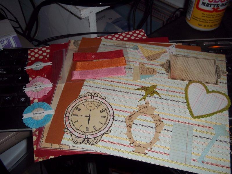 April Kit Swap-Recycle