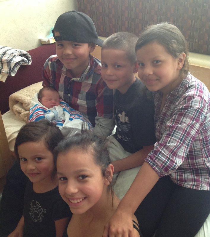Gonzalez Children