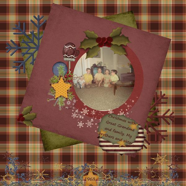 1968 Christmas