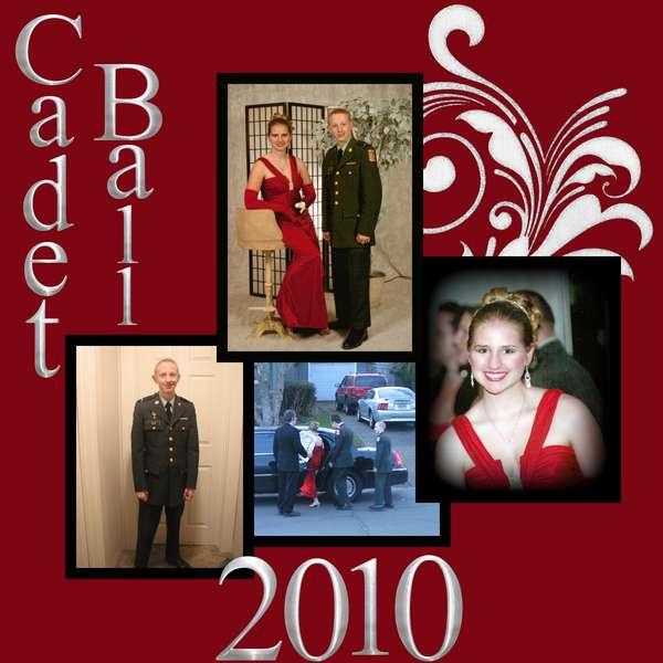 2010 Cadet Ball