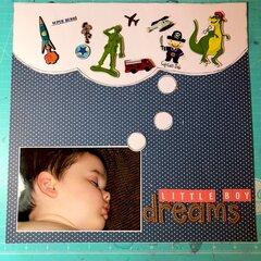 Little Boy Dreams