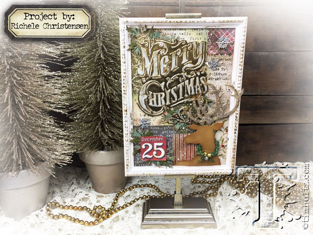 Holiday Inspiration by Richele Christensen