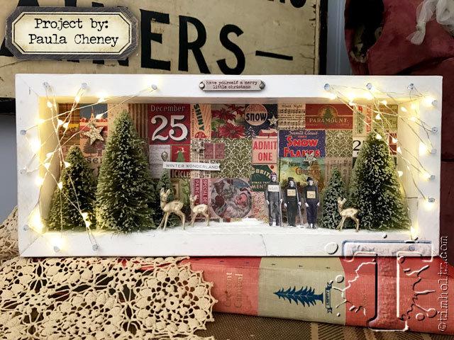 Holiday Inspiration by Paula Cheney