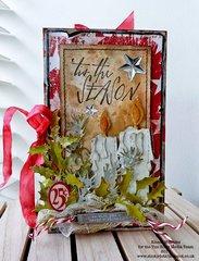 Tis the Season Gift Card Holder by TH Media Team Member Emma Williams