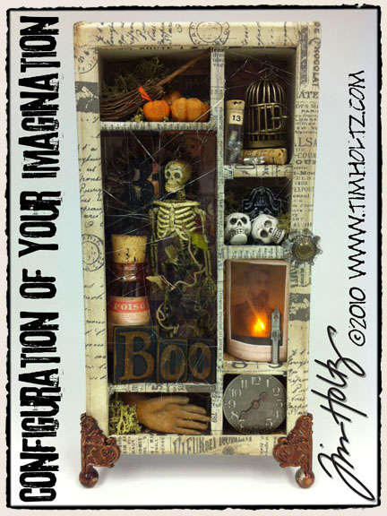 Configuration of your Imagination by Tim Holtz