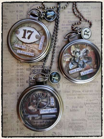 Tim Holtz Wearables
