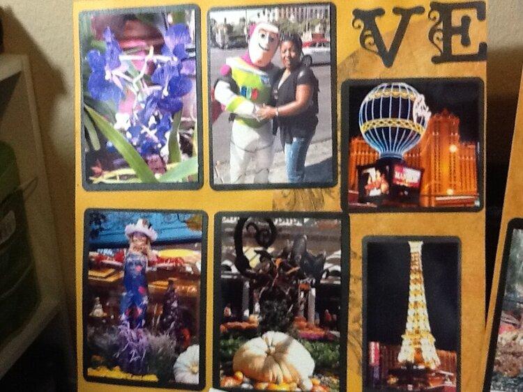 Girls trip to Vegas