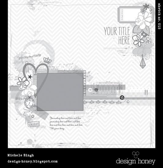 design honey sketch no. 015