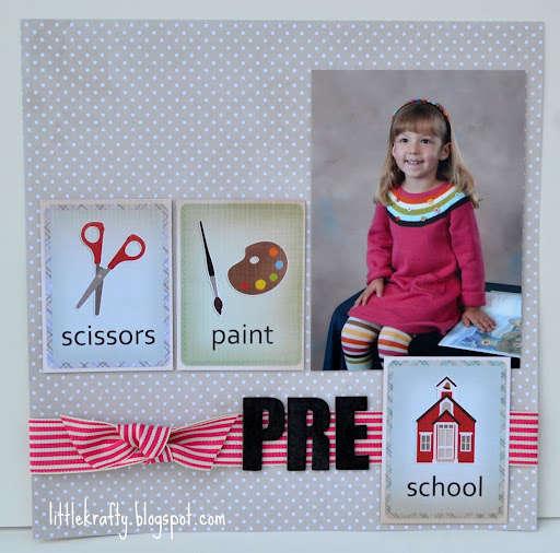 Preschool Layout