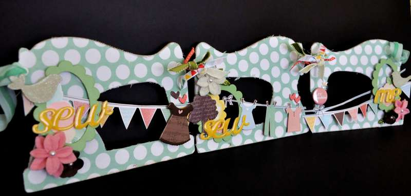 Sew me *Maya Road & American Crafts*