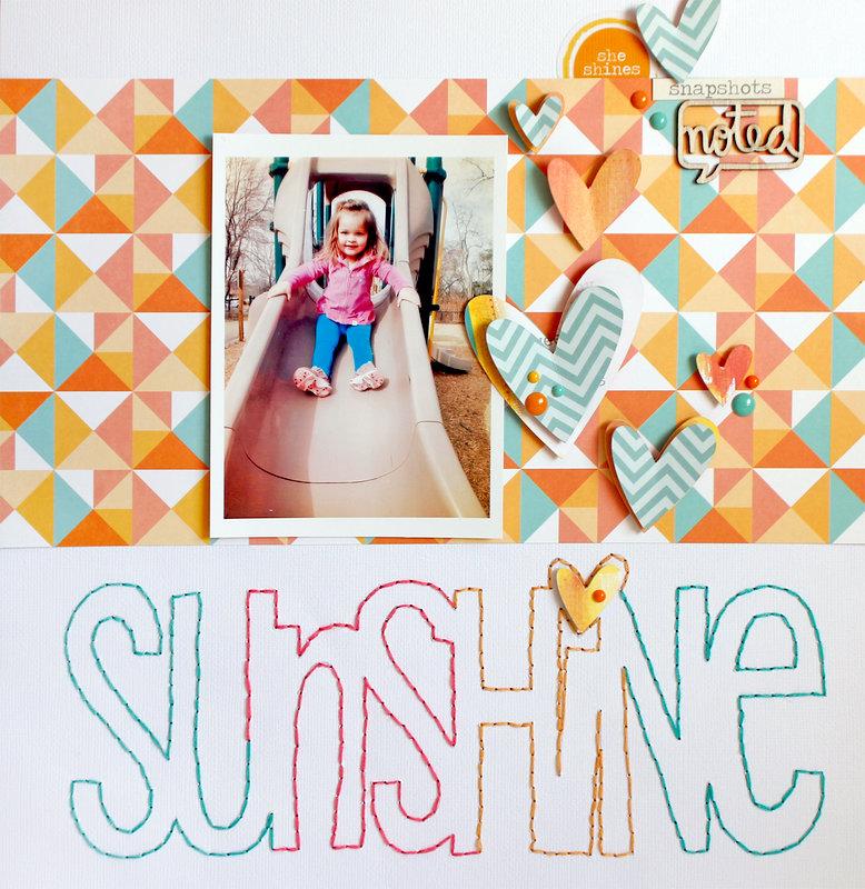 Sunshine - Chic Tags