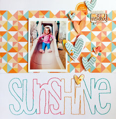 Sunshine - Chic Tags