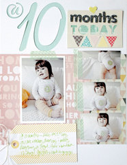 Parker at 10 Months